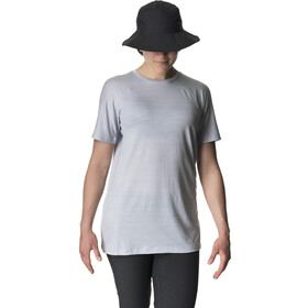 Houdini Free Tee Dam ground grey